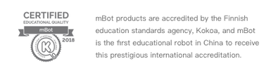 mBot Certification